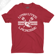 Load image into Gallery viewer, Utah Utes Lacrosse - Boys T-Shirt