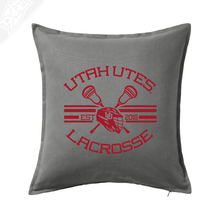 Load image into Gallery viewer, Utah Utes Lacrosse - Pillow