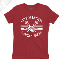 Load image into Gallery viewer, Utah Utes Lacrosse - Girls T-Shirt