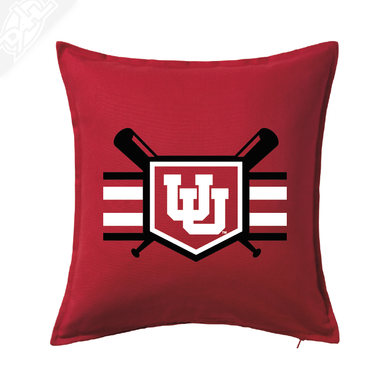 Baseball w/Utah Stripe - Pillow