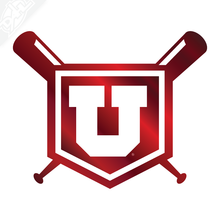 Load image into Gallery viewer, Plate Block U Baseball Vinyl Decal