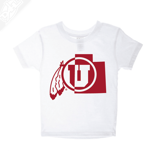 Cicle and Feather State- Infant/Toddler Shirt