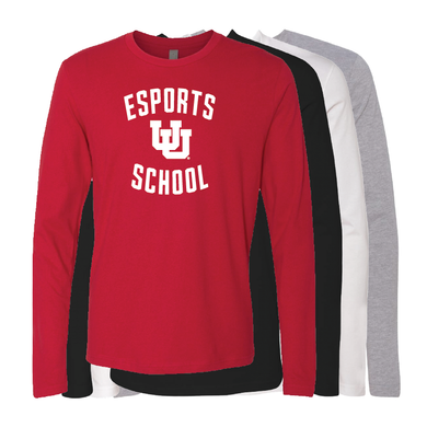 Esports School - Long Sleeve