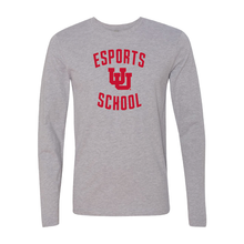 Load image into Gallery viewer, Esports School - Long Sleeve