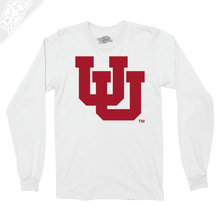 Load image into Gallery viewer, Interlocking UU Single Color - Long Sleeve