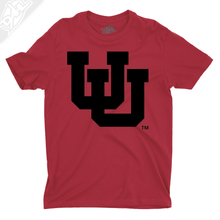 Load image into Gallery viewer, Interlocking UU Single Color - Boys T-Shirt