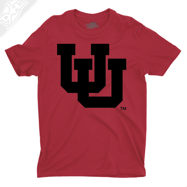 Interlocking UU Single Color - Mens T-Shirt