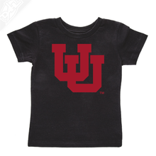 Load image into Gallery viewer, Interlocking UU Single Color - Infant/Toddler Shirt