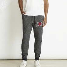 Load image into Gallery viewer, Black Men's Jogger Pants