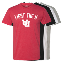 Load image into Gallery viewer, Light The U- Mens T-Shirt