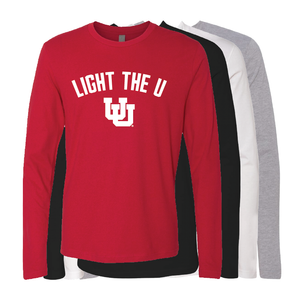 Light The U- Long Sleeve