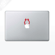 Load image into Gallery viewer, U Hands MacBook Decal