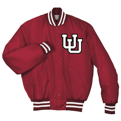 Red Heritage Jacket