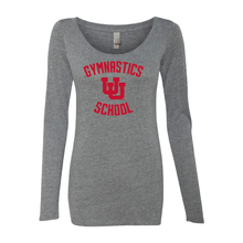 Load image into Gallery viewer, Gymnastics School - Womens  Long Sleeve