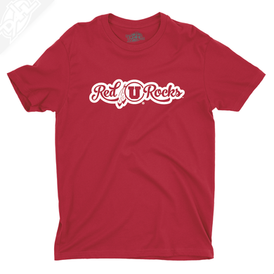 Red Rocks - Mens T-Shirt