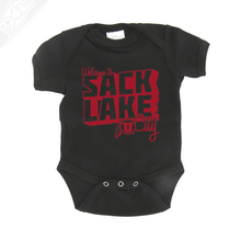 Load image into Gallery viewer, Sack Lake City - Onesie