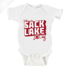 Sack Lake City - Onesie