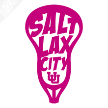 Load image into Gallery viewer, Salt Lax City Vinyl Decal