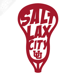 Salt Lax City Vinyl Decal