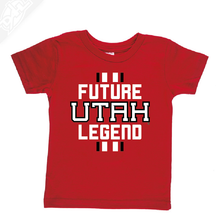 Load image into Gallery viewer, Future Utah Legend- Infant/Toddler Shirt
