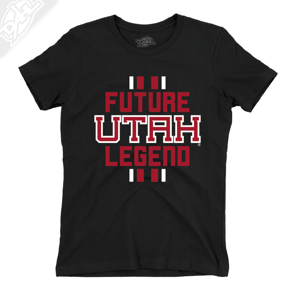 Future Utah Legend - Girls T-Shirt