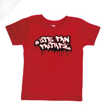 Load image into Gallery viewer, Ute Fan Faithful Graffiti - Infant/Toddler Shirt