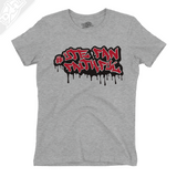 Ute Fan Faithful Graffiti - Girls T-Shirt