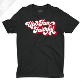 Ute Fan Faithful Retro - Mens T-Shirt