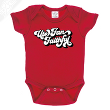Load image into Gallery viewer, Ute Fan Faithful Retro - Onesie