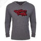 Ute Fan Faithful Retro - T-Shirt Hoodie