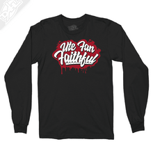Load image into Gallery viewer, Ute Fan Faithful Script - Long Sleeve