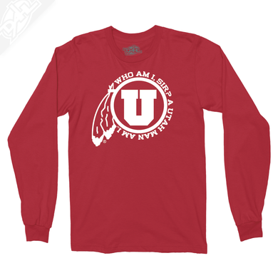 Utah Man Am I - Long Sleeve