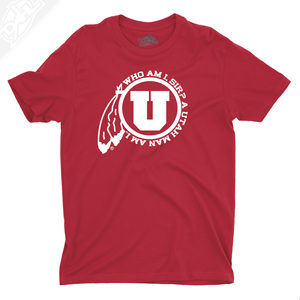 Utah Man Am I - Boys T-Shirt
