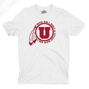 Utah Man Am I - Mens T-Shirt