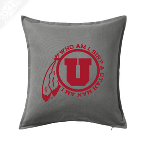 Utah Man Am I - Pillow