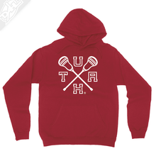 Load image into Gallery viewer, UTAH Lacrosse Sticks - Hoodie