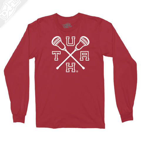 UTAH Lacrosse Sticks - Long Sleeve