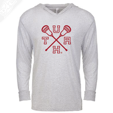 Load image into Gallery viewer, UTAH Lacrosse Sticks - T-Shirt Hoodie