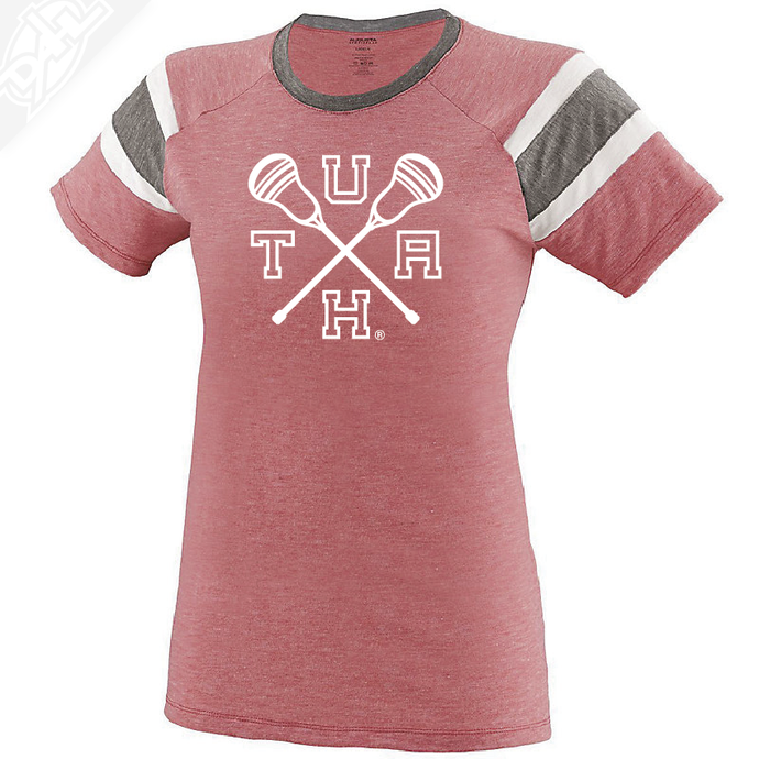 UTAH Lacrosse Sticks - Womens Fanatic Tee