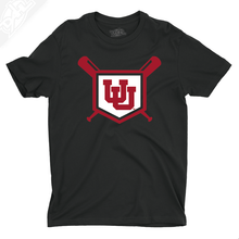 Load image into Gallery viewer, Interlocking UU Baseball - Boys T-Shirt