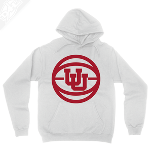 Interlocking UU Basketball - Hoodie