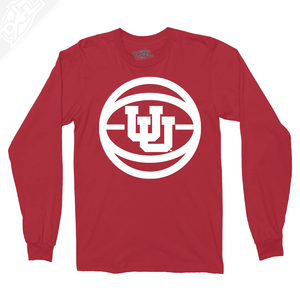 Interlocking UU Basketball - Long Sleeve