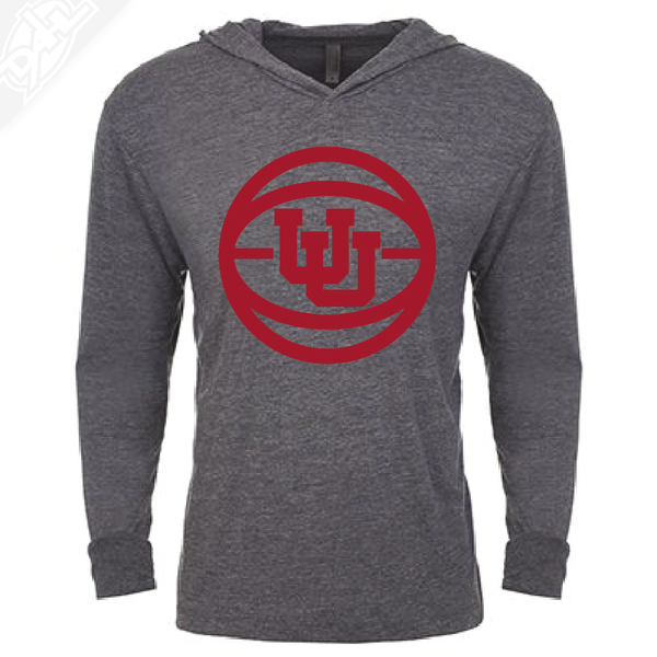 Interlocking UU Basketball - T-Shirt Hoodie