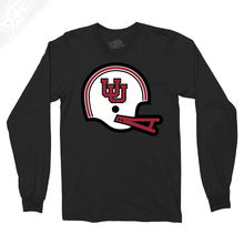 Load image into Gallery viewer, Interlocking UU Vintage Helmet - Long Sleeve