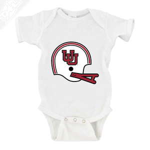 Interlocking UU Vintage Helmet - Onesie