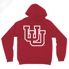 Load image into Gallery viewer, Interlocking UU Outlined - Hoodie