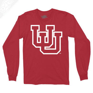 Interlocking UU Outlined - Long Sleeve