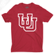 Interlocking UU Outlined - Mens T-Shirt