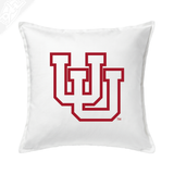 Interlocking UU Outlined - Pillow