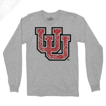 Interlocking UU Poly Pattern - Long Sleeve
